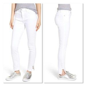 Current/Elliott The High Waist Stiletto Jeans 28